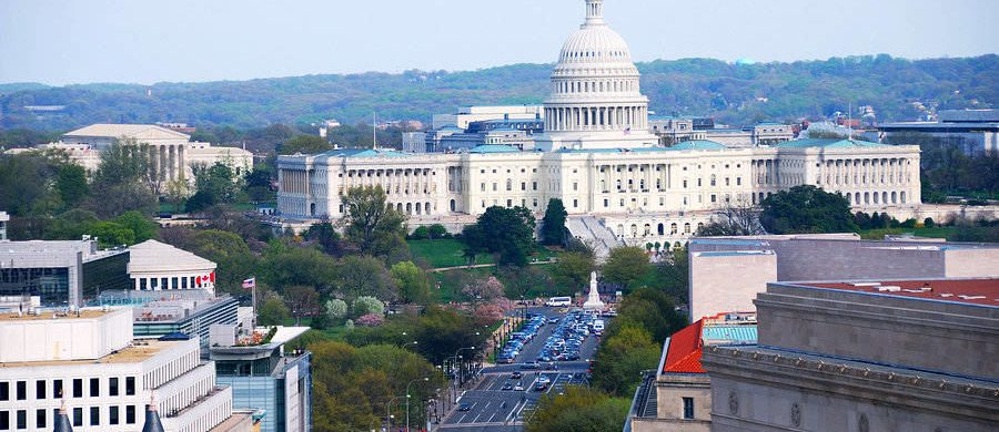 Washington DC downtown – moving to a busy metropolis where life happens faster than usual