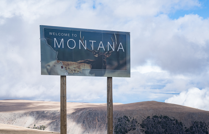 Welcome to Montana – people arrive every year to take advantage of economic opportunities in the region