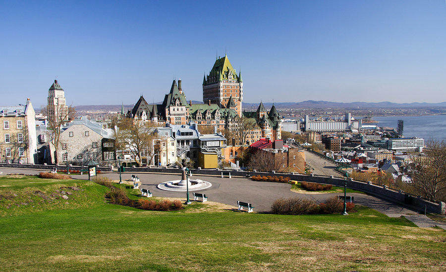 Quebec City – one of Canada's least expensive cities with very high quality of life