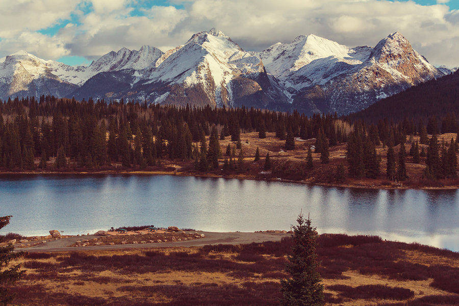 Move to Colorado - the majestic Colorado Rocky Mountains