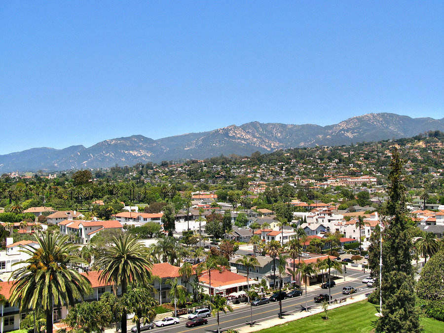 Move to beautiful Sta. Barbara in California, USA