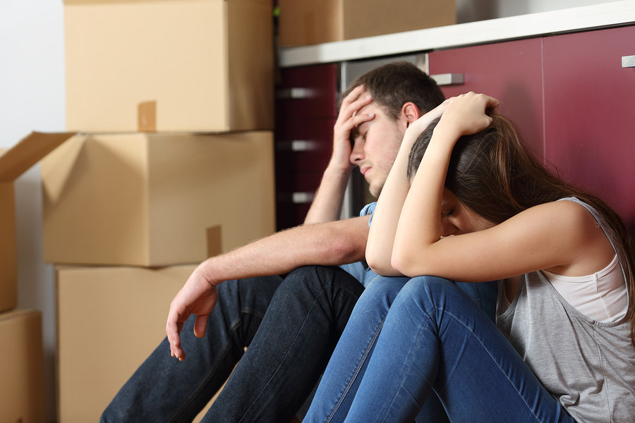Moving to a new city or state is exciting but it can also be exhausting and stressful