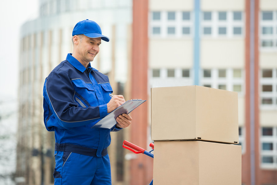 Professional movers have the skills and experience to conduct safe delivery of goods