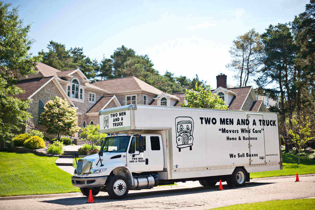 Two Men and a Truck – Franchise-based moving company executing long distance moves