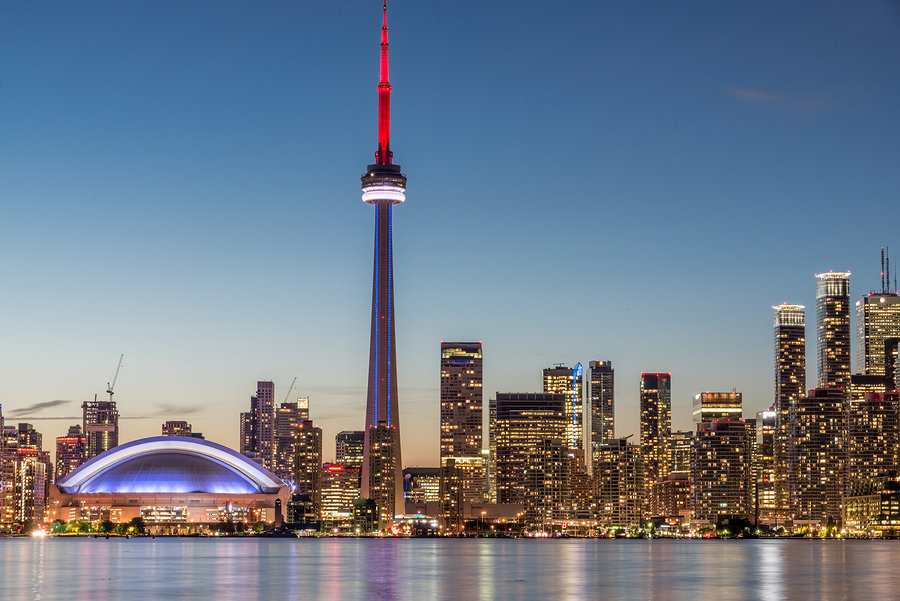 Toronto is just one of many favorite moving destinations in Canada by immigrants