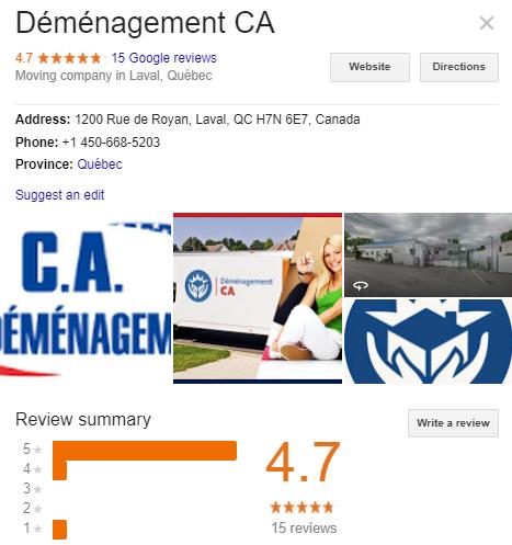 demenagement c.a