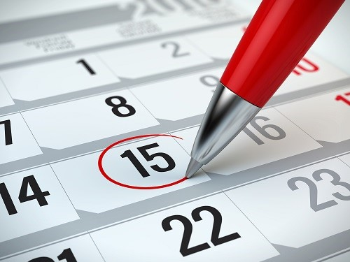 It is advisable to book your moving company weeks or months before your move.