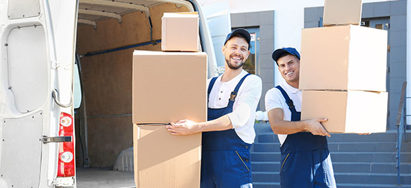 Professional movers can provide a detailed quote to help you plan your moving costs
